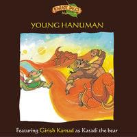 Young Hanuman - Shobha Viswanath