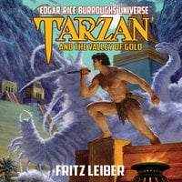 Tarzan and the Valley of Gold - Fritz Lieber