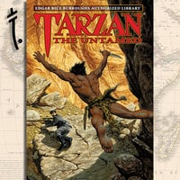 Tarzan the Untamed - Edgar Rice Burroughs