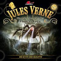 Jules Verne, Die neuen Abenteuer des Phileas Fogg, Folge 26: Die Küste der Skelette - Marc Freund