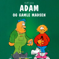 Adam og gamle Madsen - Kurt Juul