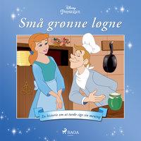 Askepot - Små grønne løgne - En historie om at turde sige sin mening - Disney