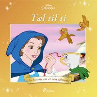 Belle - Tæl til ti - En historie om at være tålmodig - Disney