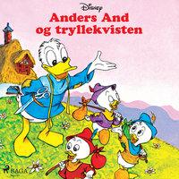Anders And og tryllekvisten - Disney