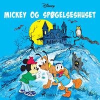 Mickey og spøgelseshuset - Disney