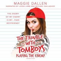 Playing the Enemy - Maggie Dallen