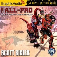 The All-Pro [Dramatized Adaptation] - Scott Sigler