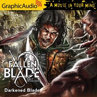 Darkened Blade [Dramatized Adaptation] - Kelly McCullough