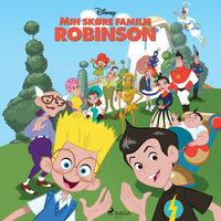 Min skøre familie Robinson - Disney