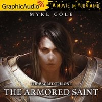 The Armored Saint [Dramatized Adaptation] - Myke Cole