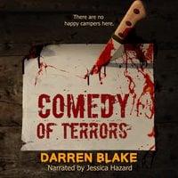 Comedy of Terrors - Darren Blake