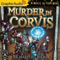 Murder In Corvis [Dramatized Adaptation] - Richard Lee Byers