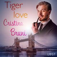 Tiger love - Breve racconto erotico - Cristina Bruni