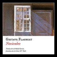 Noviembre - Gustave Flaubert