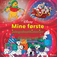 Mine første julegodnathistorier - Disney