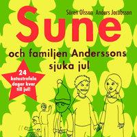 Sune och familjen Anderssons sjuka jul