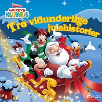 Mickeys Klubhus - Tre vidunderlige julehistorier - Disney