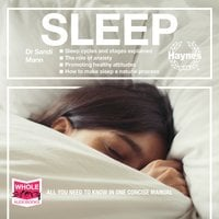 Sleep: All You Need to Know in One Concise Manual - Dr. Sandi Mann