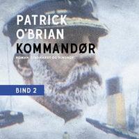 Kommandør - Patrick O'Brian
