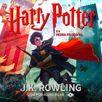 Harry Potter e a Pedra Filosofal - J.K. Rowling