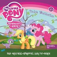 Folge 8: Pinkie Weisheiten / Rainbows großer Tag (Das Original-Hörspiel zur TV-Serie) - Thomas Karallus