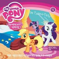 Folge 4: Die Pyjama Party / Drachenscheu (Das Original-Hörspiel zur TV-Serie) - Thomas Karallus