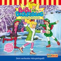 Bibi Blocksberg - Folge 136: Im verhexten Winterwald - Klaus-P. Weigand