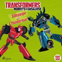 Transformers - Robots in Disguise - Sideswipe mod Thunderhoof - John Sazaklis