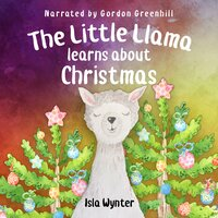 The Little Llama Learns About Christmas - Isla Wynter