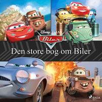 Den store bog om Biler - Disney