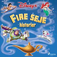 Fire seje historier - Disney