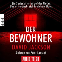 Der Bewohner - David Jackson