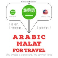 Arabic – Malay : For travel - JM Gardner
