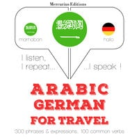 Arabic – German : For travel - JM Gardner