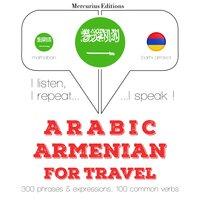 Arabic – Armenian : For travel - JM Gardner