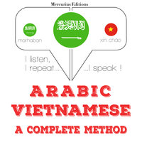 Arabic – Vietnamese : a complete method - JM Gardner