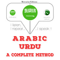 Arabic – Urdu : a complete method - JM Gardner