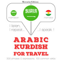 Arabic – Kurdish : For travel - JM Gardner