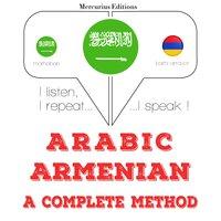 Arabic – Armenian : a complete method - JM Gardner