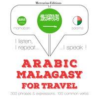 Arabic – Malagasy : For travel - JM Gardner