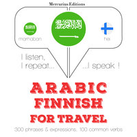 Arabic – Finnish : For travel - JM Gardner
