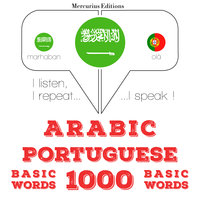 Arabic – Portuguese : 1000 basic words - JM Gardner