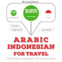 Arabic – Indonesian : For travel - JM Gardner