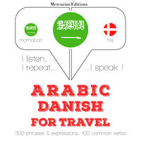 Arabic – Danish : For travel