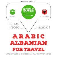 Arabic – Albanian : For travel - JM Gardner