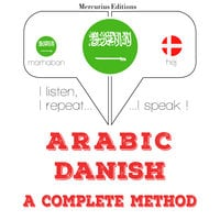 Arabic – Danish : a complete method - JM Gardner