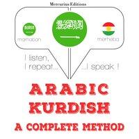 Arabic – Kurdish : a complete method