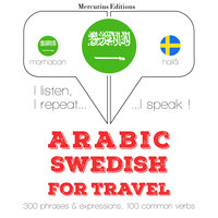 Arabic – Swedish : For travel - JM Gardner