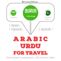 Arabic – Urdu : For travel - JM Gardner