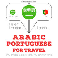 Arabic – Portuguese : For travel - JM Gardner